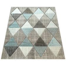 paco home teppich lara 234 rechteckig 18 mm höhe wohnzimmer teppich in schönen pastell farben wohnzimmer