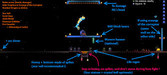 Pumpkin Moon Terraria by Spoilers Final Boss Seems Impossible Now Page 5 Terraria