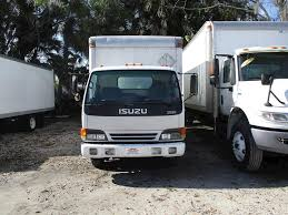 100 Npr Truck 2005 Isuzu NPR Box For Sale Sanford FL 5211