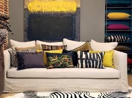 coussins de canapé coussins canapé intérieur déco