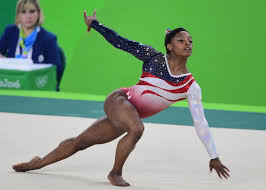 Simone Biles Floor Routine Score by How Olympic Gymnasts Choose The Tacky Music For Their Floor Routines