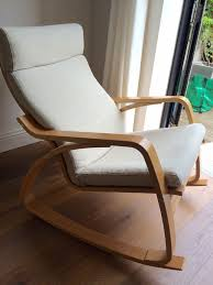 furniture ikea rocking chair with stylish and comfortable design