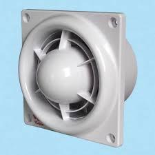 wand ventilator lüfter bad küche leise 100 mm wandlüfter badlüfter abzug 10 cm