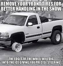 18 Hilarious Fake Life-Hacks To Winterize Your Car That You Should ... Funny Ford Jokes Truck Driver Truck Driver Trucker Birthday Cards Trucks Pinterest Safety Traing Effective How To Stay Awake When Driving Readers Digest Carthemed Photos Part 4 Fun Indecent Comedy On Twitter Incest Tower All Look The Same Ha Saw This Highway Today Pics Physics 1 0 Funny Chevy Puns