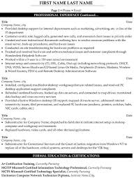 Technical Support Engineer Resume Sample Template Page 2