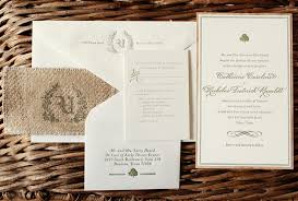 Rustic Burlap Wedding Invitations By Atheneum Creative Via Oh So Beautiful Paper 4