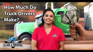100 How Much A Truck Driver Make Do S The Hard Facts About