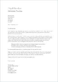 Student Teacher Cover Letter Sample Letters For Teachers Yours Sincerely Mark 4