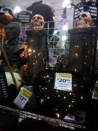 Halloween Cemetery Fence For Sale by Thrifty Crafty 31 Days Of Halloween Halloween Shopping