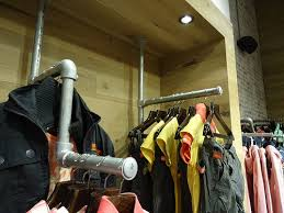 Superdry Retail Clothing Racks