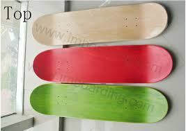 7ply canadian maple skateboard decks blank skateboard decks