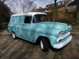 1959 Chevy Apache Panel Van 1956 Chevrolet 3100 Panel Truck Wallpaper 5179x2471 553903 1955 Berlin Motors Auctions 1969 C10 Panel Truck Owls Head Transportation 1951 Pu 1941 Am3605 1965 Hot Rod Network Greenlight Blue Collar Series 3 1939 Chevy Krispy Kreme Greenlight 124 Running On Empty Rare 1957 12 Ton 502 V8 For Sale 1962 Sale Classiccarscom Cc998786 1958 Apache 38 1 Toys And Trucks Youtube