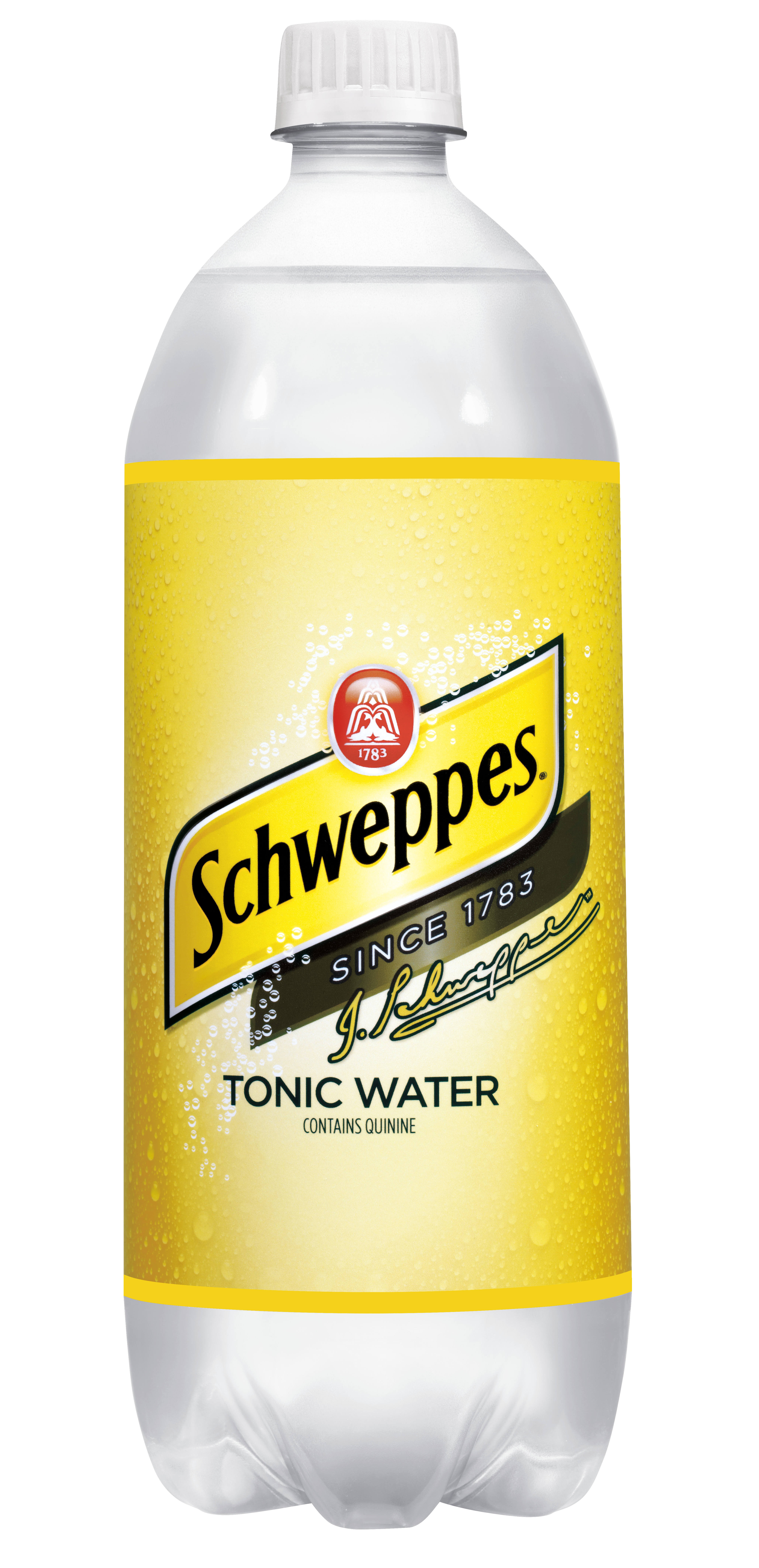 Schweppes Tonic Water - 1l