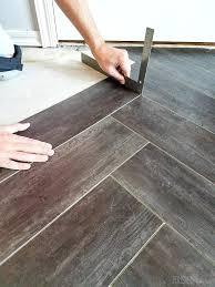 Herringbone Vinyl Flooring Floor Plank