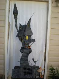Nightmare Before Christmas Halloween Decorations Outdoor by A Nightmare Before Christmas House Sculpture By The Haunted