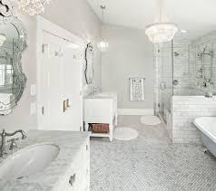 choice of white marble carrara tiles