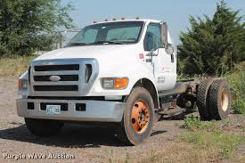 2007 Ford F650 Super Duty XL Truck Cab And Chassis | Item DD...