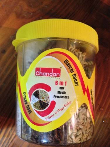 Chandan 6in1 Mix Mouth Freshener - 230g