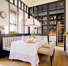 et cuisine opulent design banquette de salle a manger d coration la cuisine et