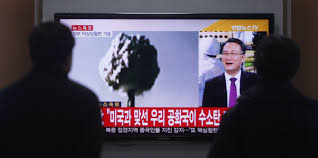 North Korea Bomb Test Hydrogen Versus Atomic Bomb