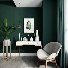 holike einfarbig uni tapete vlies papier schlafzimmer wohnzimmer flur hintergrund wand american rural fashion nordischen stil side tapete grün 143