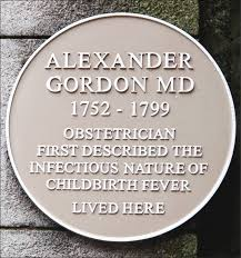 Child Bed Fever by Alexander Gordon Puerperal Sepsis And Modern Theories Of