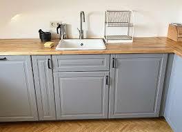 küche ikea grau bodbyn 1 450 1120 wien willhaben