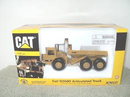 100 Articulated Truck Norscot CAT D350d Diecast Scale 1 50 EBay