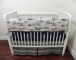Nautical Crib Bedding Set Dane Nautical Baby Bedding Boy