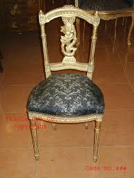 louis xvi chair antique louis xvi gilt chair made of beechwood antique