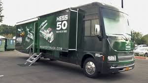 100 Hess Truck History PHOTO STORY A Museum Appropriately Enough On Wheels Celebrates The