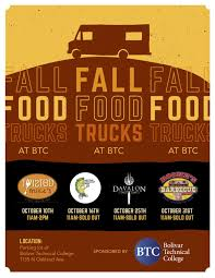Food Trucks To Serve Lunch At BTC During The Month Of October | News ... El Novillo Taco Truck Oakland Ca Food Trucks Roaming Hunger Not Just Peanuts And Cracker Jack At Coliseum East Bay Express Clarkston Rally To Feature 16 Food Trucks News Off The Grid Local May Soon Be Allowed Sell In West North The Boneyard Art Hub Of Untourists Friday Nights Omca Museum Of California Ninh Trans Trucksome App Tracks Live Work South Florida Live Music Tom Jackson Band Park Music On String Theory Owners Pierogi Wagon Are Selling Their Truck