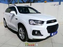 Currently 30 7 seater Chevrolet Captiva for sale in Kwazulu natal