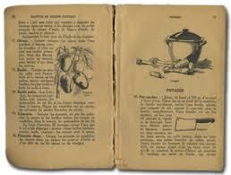 vieux livre de cuisine les recettes vie et mémoires du vieux granville