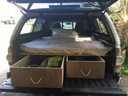 Fascinating Truck Bed Camper For Your Truck Bed Diy Weekend Camper ...