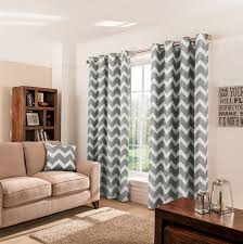 Grey And White Chevron Curtains by Best Ideas About Grey Chevron Curtains On Spare Grey And White