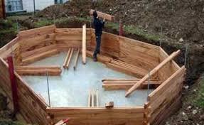 piscine bois comment l installer que dit la loi