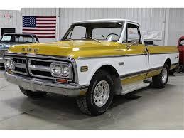 100 1972 Gmc Truck GMC Sierra For Sale ClassicCarscom CC1058632