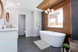 master bathroom design remodeling ceramic vs porcelain tile