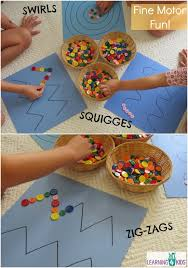Hands On Learning Fine Motor Work Station