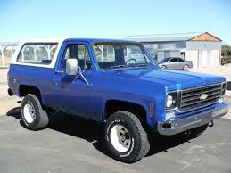 Chevrolet Blazer xfgiven xfields  xfgiven type 1976