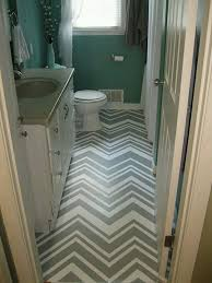Retro Linoleum Flooring How Practical Is This