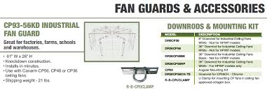 Canarm Ceiling Fans Canada by Canarm Cp Series Industrial Ceiling Fans