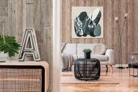 landhaus tapete profhome 954053 gu vliestapete glatt in holzoptik matt beige braun 5 33 m2