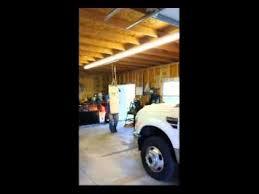 tuffrail heavy bag ceiling garage mount youtube