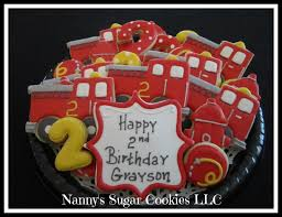 Nanny's Sugar Cookies LLC: Fire Truck Birthday Party... Fire Truck Birthday Banner 7 18ft X 5 78in Party City Free Printable Fire Truck Birthday Invitations Invteriacom 2017 Fashion Casual Streetwear Customizable 10 Awesome Boy Ideas I Love This Week Spaceships Trucks Evite Truck Cake Boys Birthday Party Ideas Cakes Pinterest Firetruck Decorations The Journey Of Parenthood Emma Rameys 3rd Lamberts Lately Printable Paper And Cake Nealon Design Invitation Sweet Thangs Cfections Fireman Toddler At In A Box