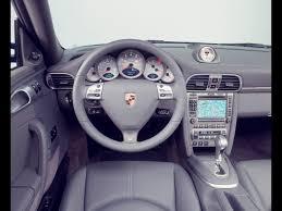 2006 Porsche 911 997 Turbo Interior Wallpaper