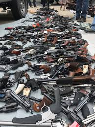 100 Holmby Anonymous Tip Leads To ATF Bust Of More Than 1000 Rifles Firearms