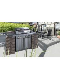 mauerstein outdoorküche antik bxlxh 175 x 98 x 84 cm aus beton