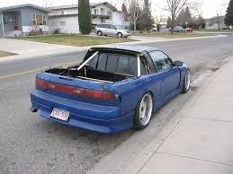 Oldsmobileguy 1991 Nissan 180SX Specs, Photos, Modification Info At ...